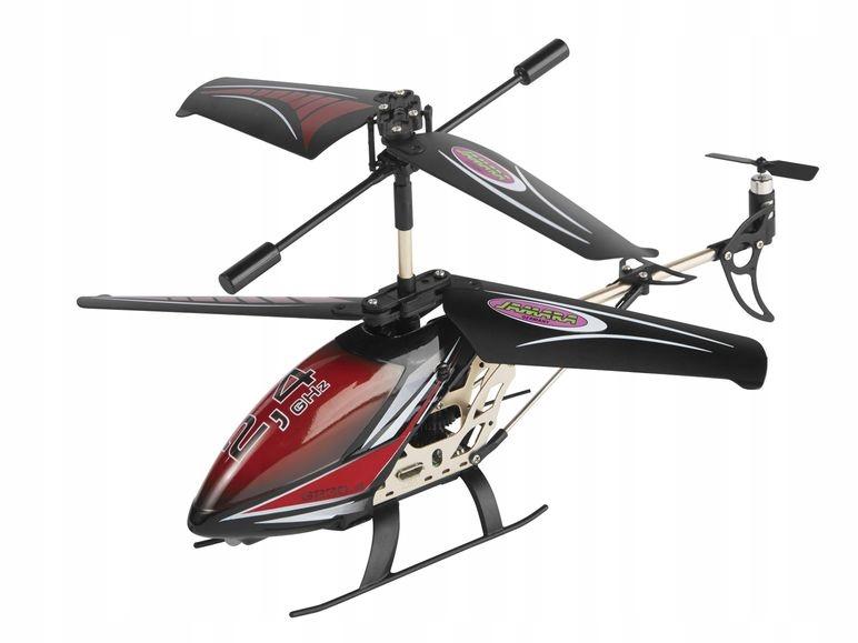 HELICOPTER diaľkovo ovládaný 23 cm gyroskop
