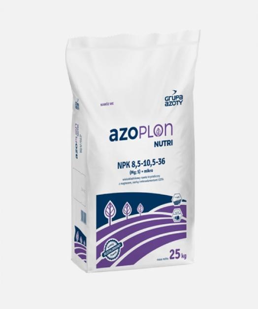 AZOPLON NPK 8,5-10,5-36 100kg (4x25kg)