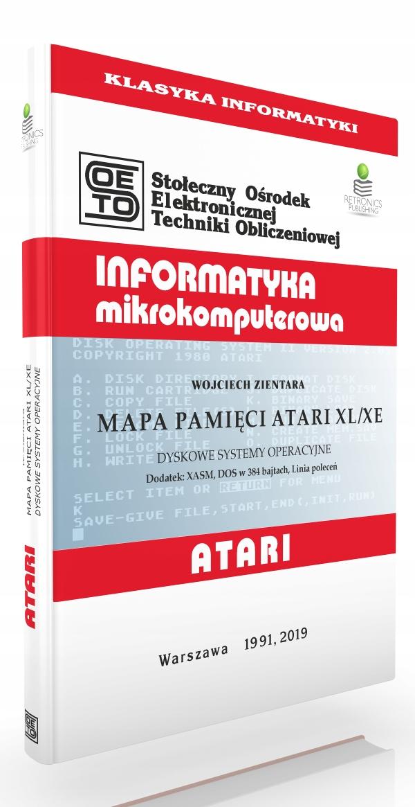 Купить Книга КАРТА ПАМЯТИ ATARI - DSO - переиздание, НОВЫЙ на Otpravka - цены и фото - доставка из Польши и стран Европы в Украину.