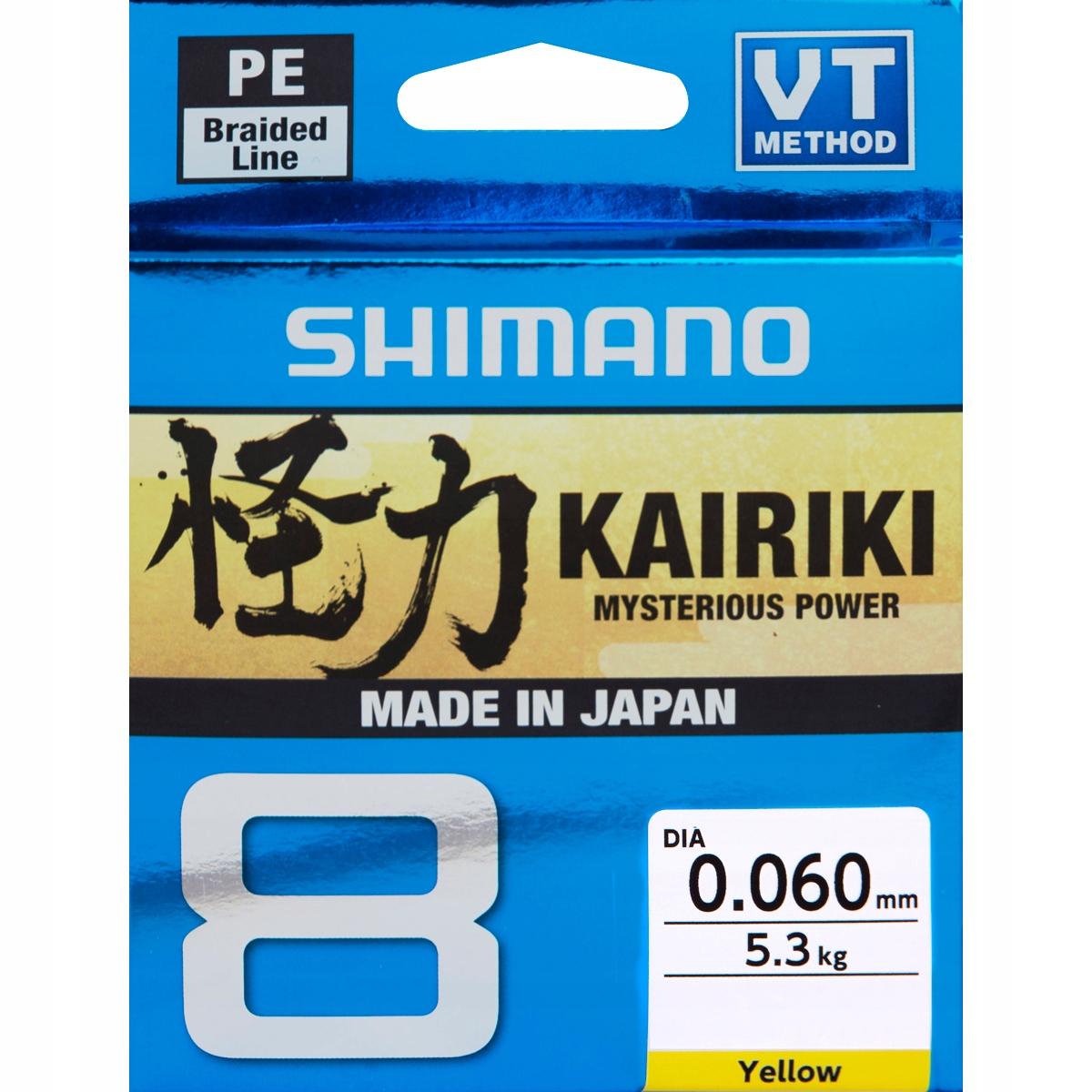 Купить ПЛЕТЕНКА SHIMANO KAIRIKI 230V/5V-3A 016MM ГРИН 10КГ 150M на Eurozakup - цены и фото - доставка из Польши и стран Европы в Украину.