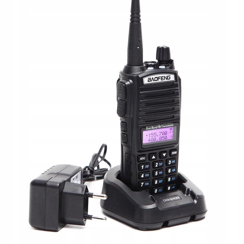 Item Baofeng UV-82 5W HT Radio PMR NEW VERSION