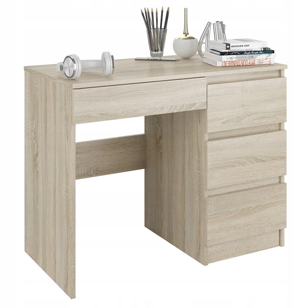 Мебель компьютерный Стол стол 90см сонома N34
