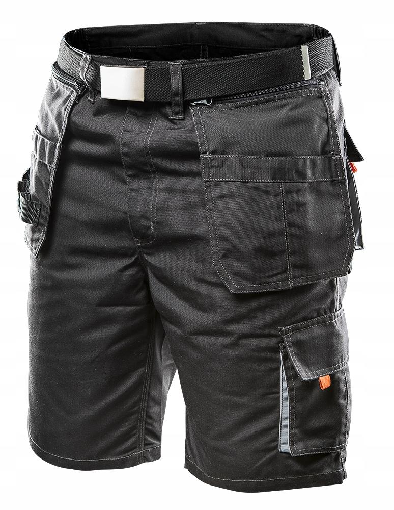 NEO Короткие брюки рабочие монтажные работы HD + ремень