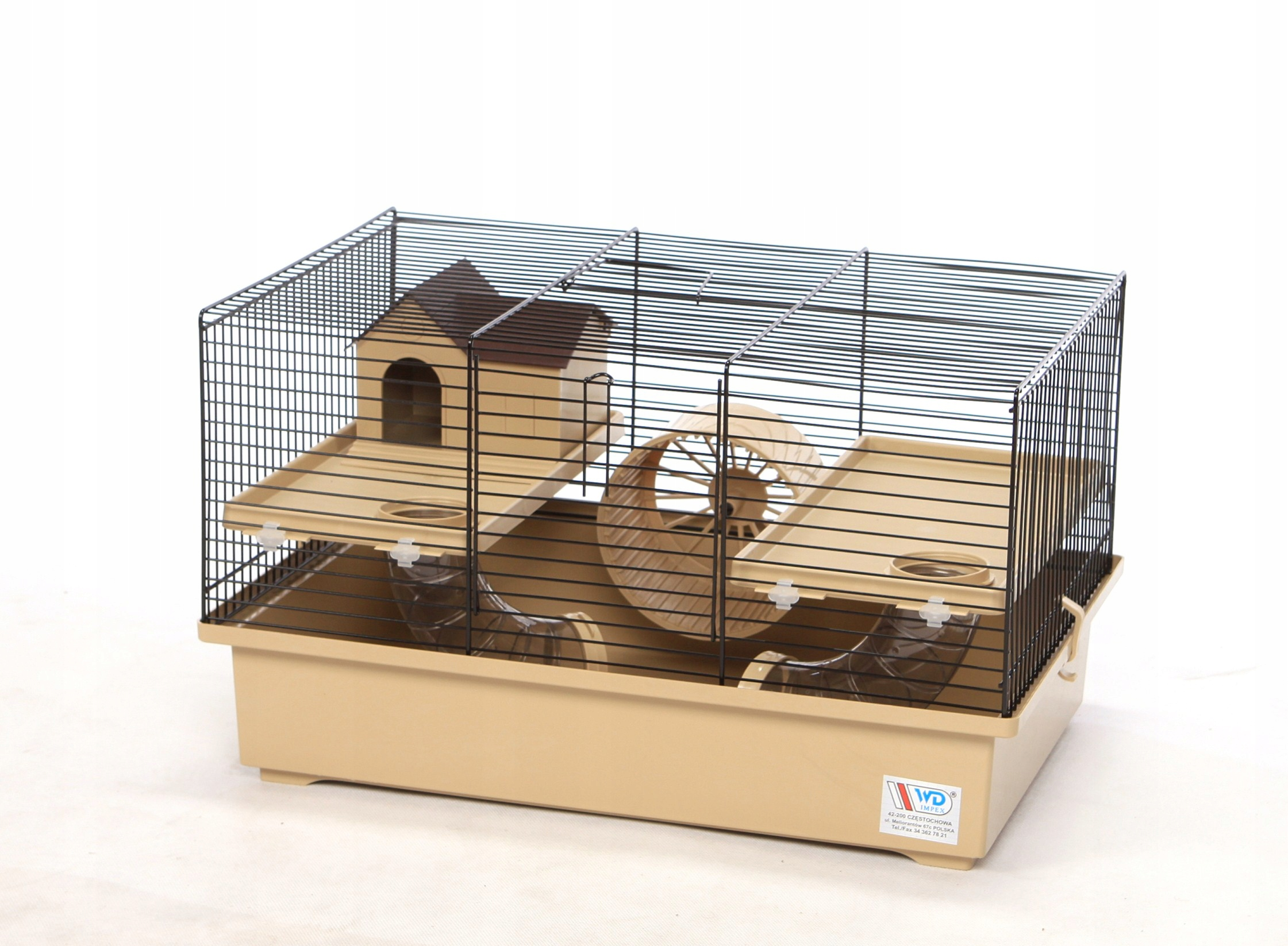 CAGE for the Hamster Graubunden Mouse Mat 2 + БЕСПЛАТНО