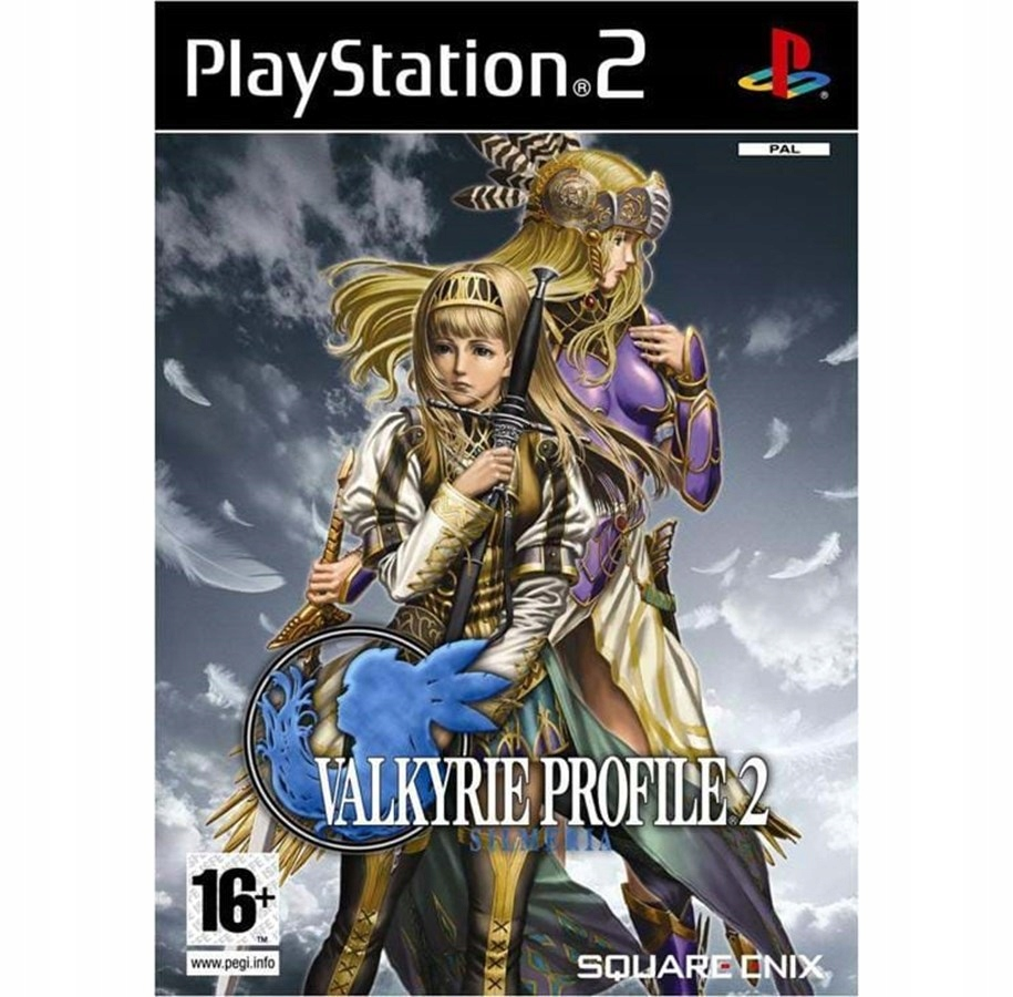 Valkyrie Profile 2 jRPG Nový Film Playstation PS2