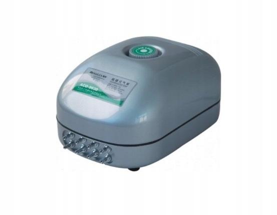 Vzduchové čerpadlo ACO 960 l/h 8 výstupov - e-