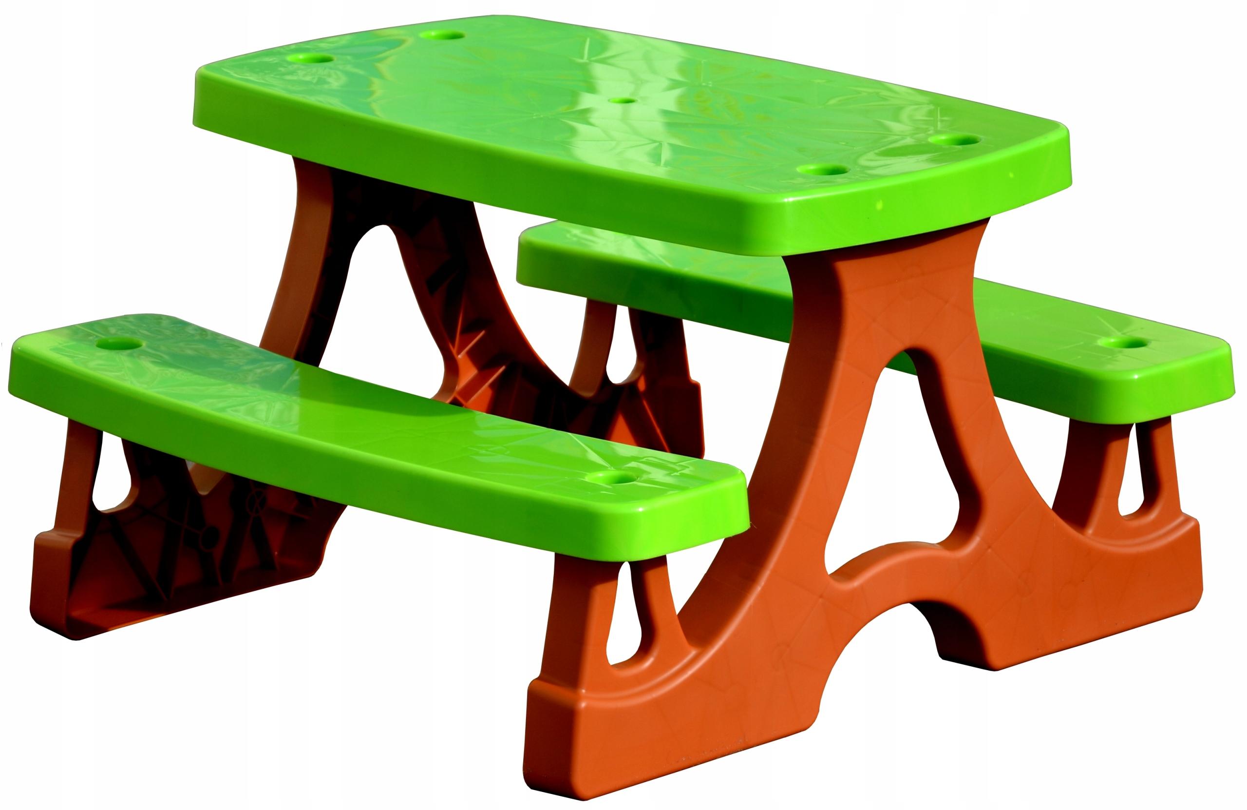 Stolová tabuľka pikniky pre deti Mochtoys10722