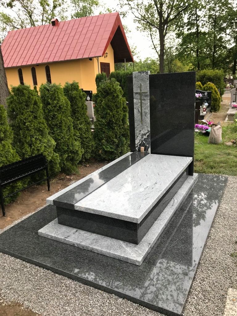 Pamätník Tombstone Solid Viscount White Impala