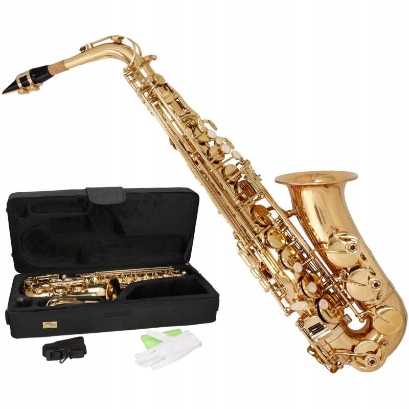 Купить Профессиональный альт-саксофон Es MTSA1013G M-tunes ХИТ! на Otpravka - цены и фото - доставка из Польши и стран Европы в Украину.