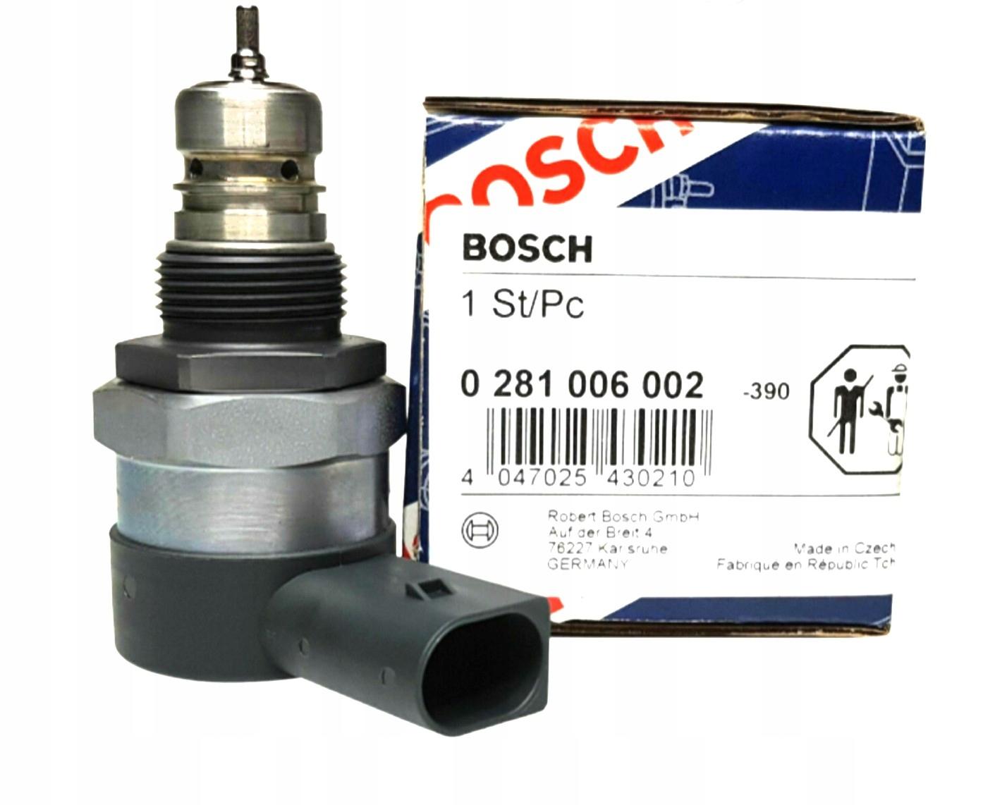 bosch 0928400680 регулятор давления топлива vw tdi