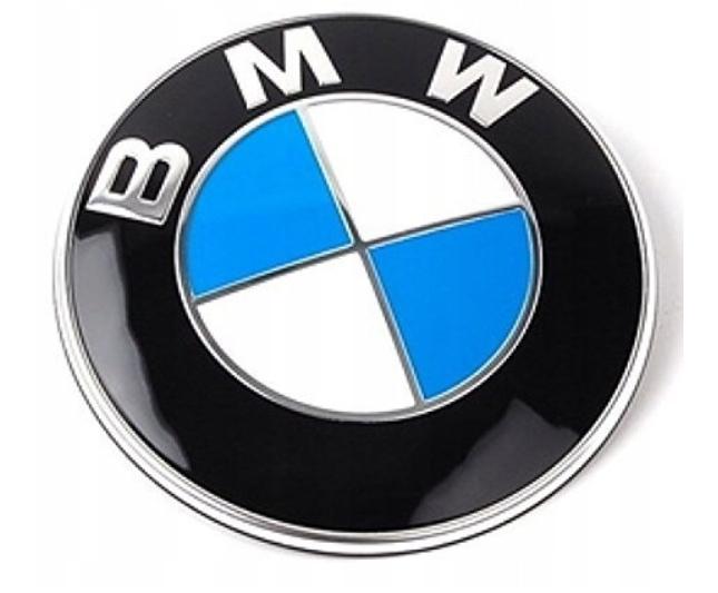 Эмблема эмблемы BMW 82 мм для капота или клапана