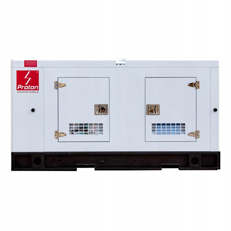 Agregat Prądotwórczy 100kW 110kW Stacjonarny + AVR