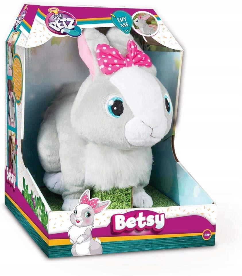 Plyšová hračka Club Petz Betsy