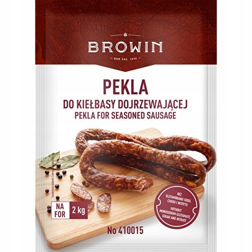 Купить Pekla для колбасы созревания peklosól с травами на Otpravka - цены и фото - доставка из Польши и стран Европы в Украину.