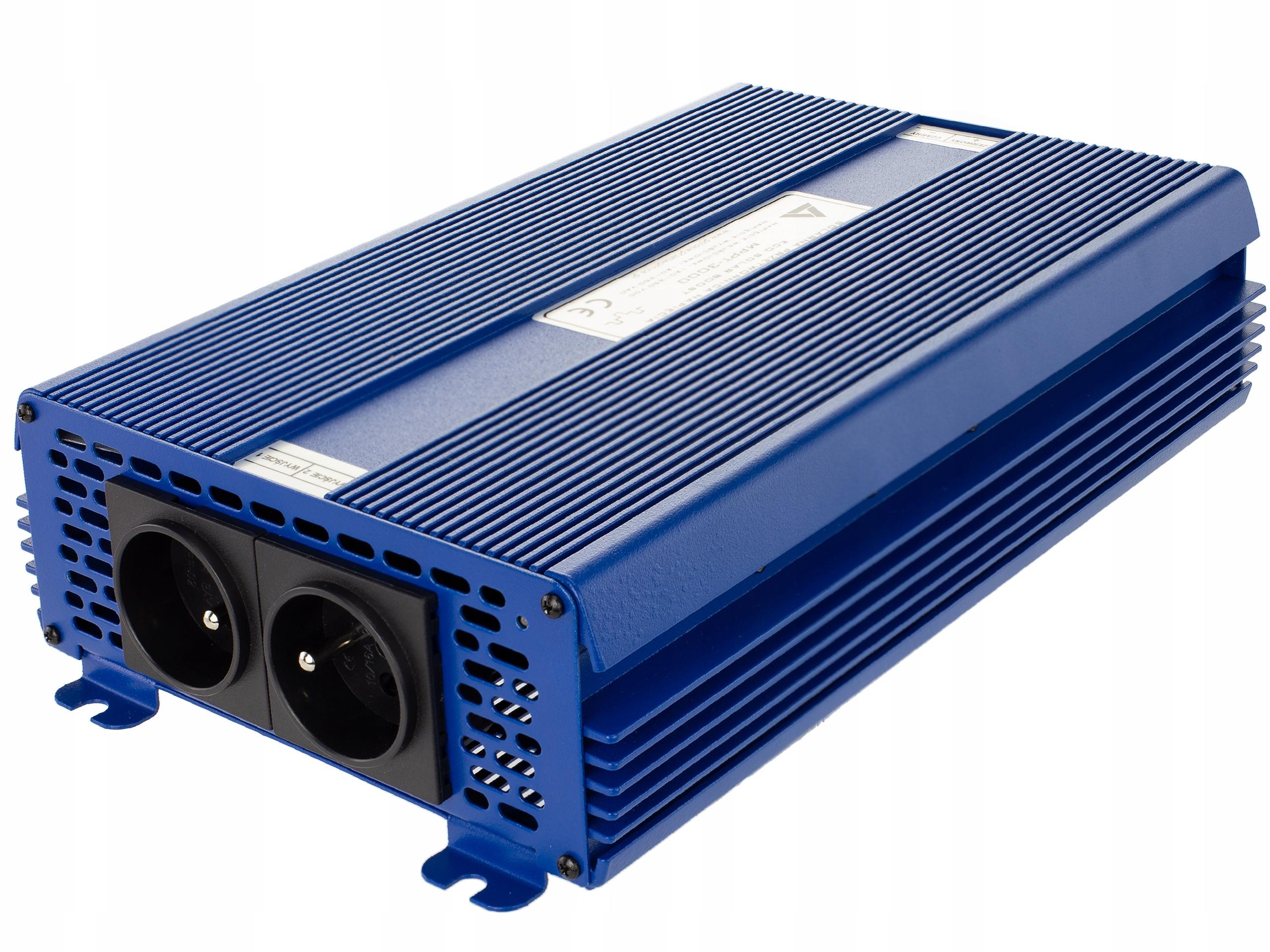 Солнечный преобразователь ECO Solar Boost MPPT-3000 3 кВт