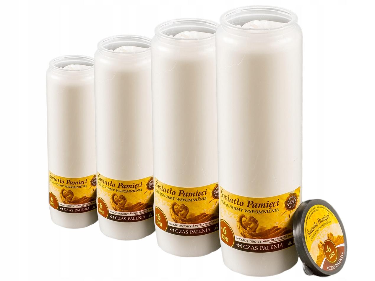 Масляные картриджи для свечей W-4 ~ 6 дней Производитель HIT!