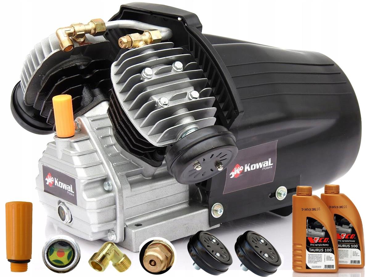 SPRĘŻARKA Zs40 kompresor olejowy pompa V2 + SILNIK