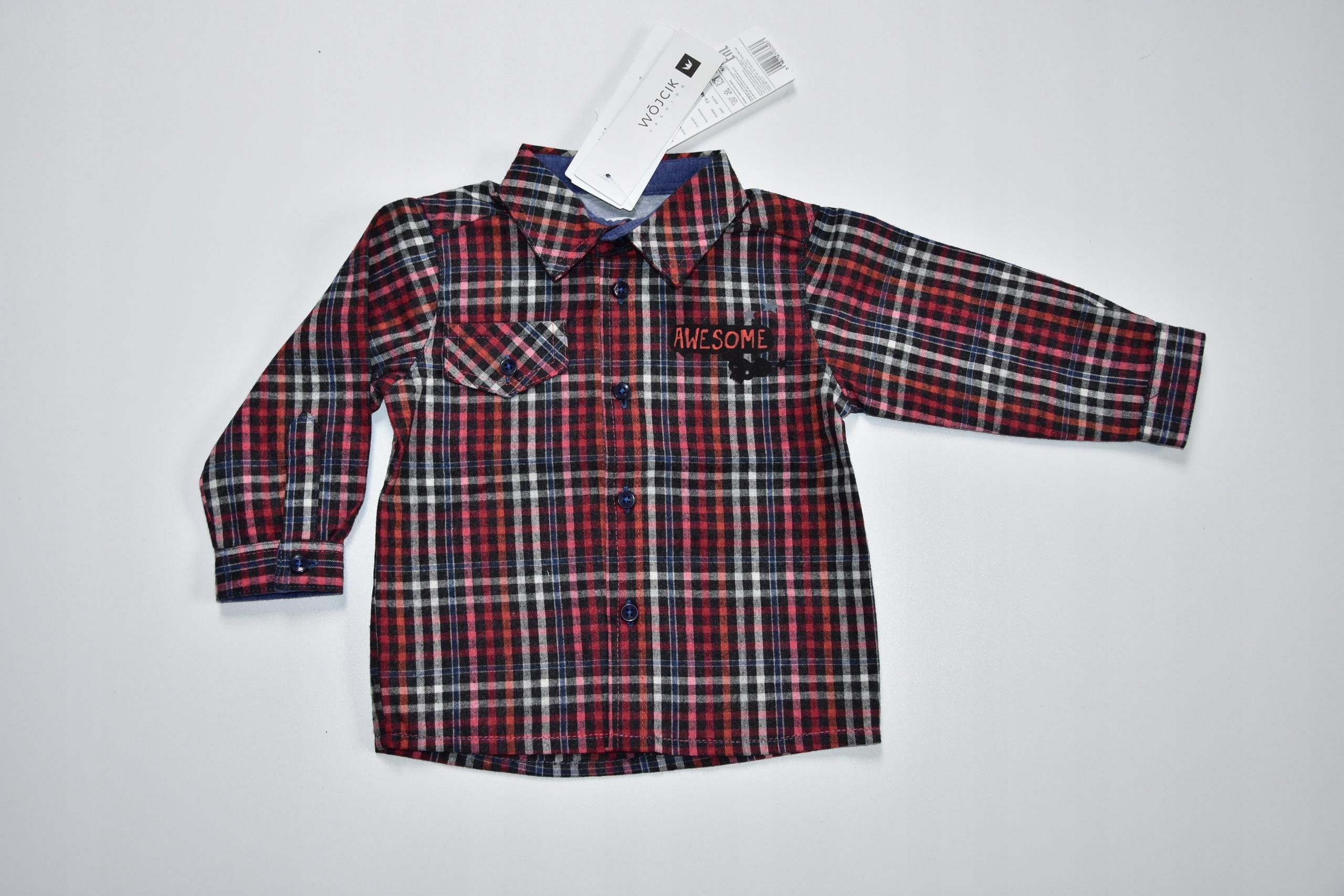 koszula w kratę Wójcik 74 8118314604 Allegro.pl  LDTZi