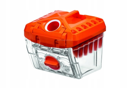 EASYBOX Thomas cyklónový filter, oranžový suchý box