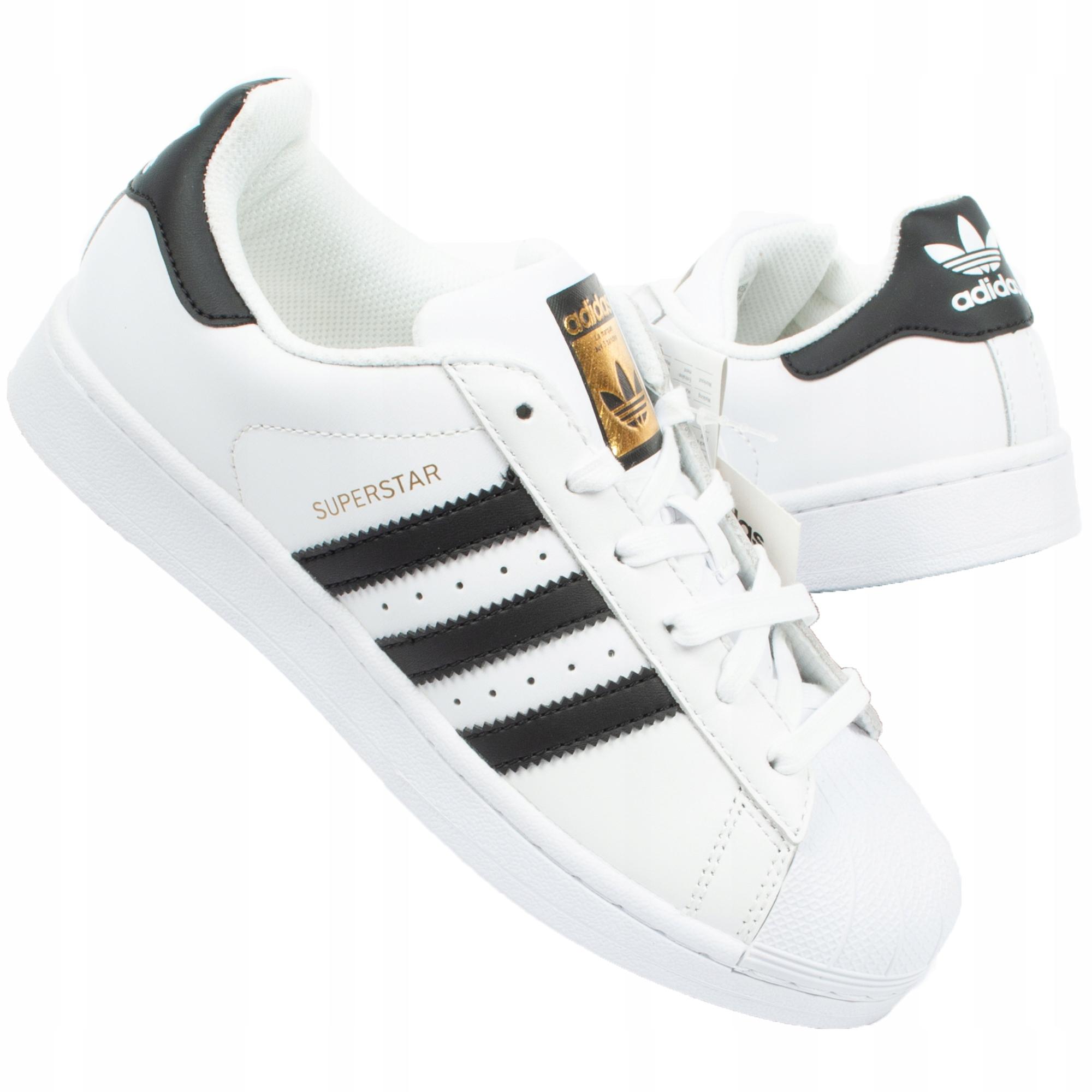 Buty Damskie Adidas Superstar C77124 r. 40 2/3