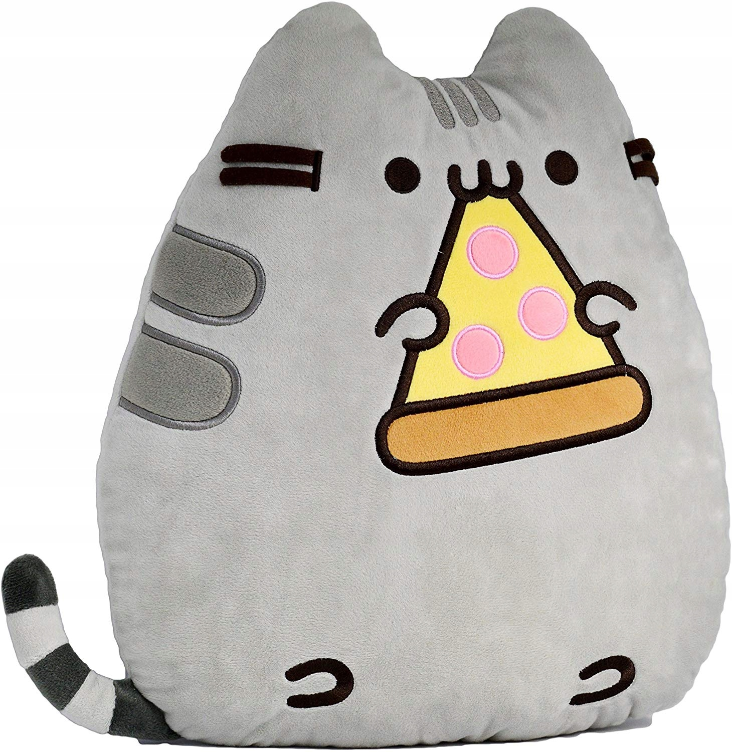 PUSHEEN mačka s pizzou 36cm vankúš CAPITAL PIZZA