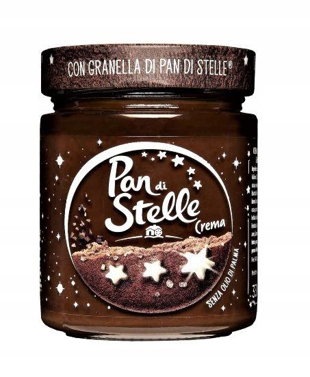 Mulino Bianco Pan di Stelle шоколадный крем