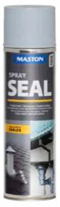 Spray Seal uszczelniająca gumowa powłoka szary