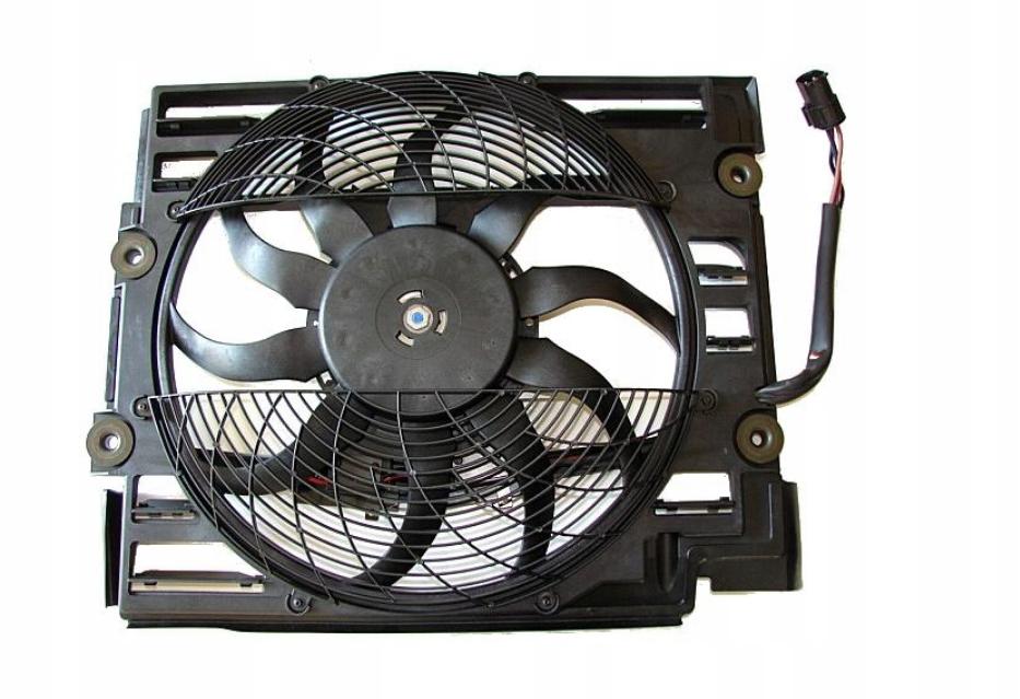 bmw 5 e39 1995-2003 вентилятор кондиционирования воздуха 4 контакты