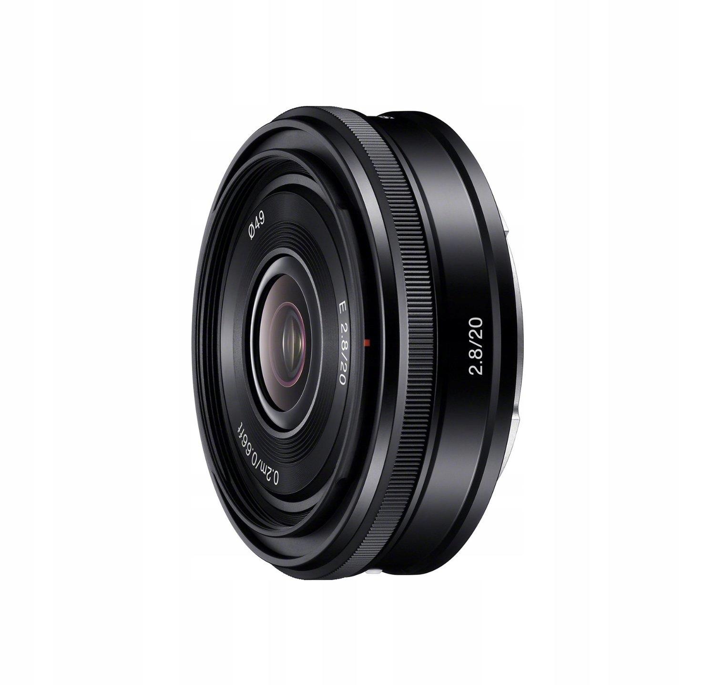 Купить Sony SEL20F28 - объектив E 20mm F2.8 на Otpravka - цены и фото - доставка из Польши и стран Европы в Украину.
