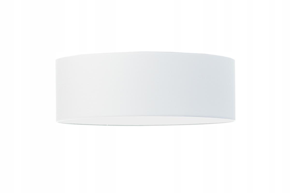 Závesné lampy, tienidlo biely DUBAJ 50 x 20 E27 24 HODÍN