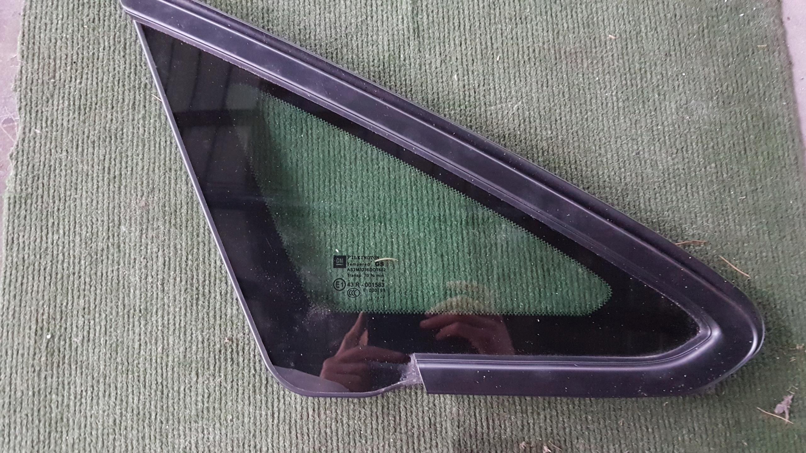 стекло karoseryjną мост права - opel astra j hb