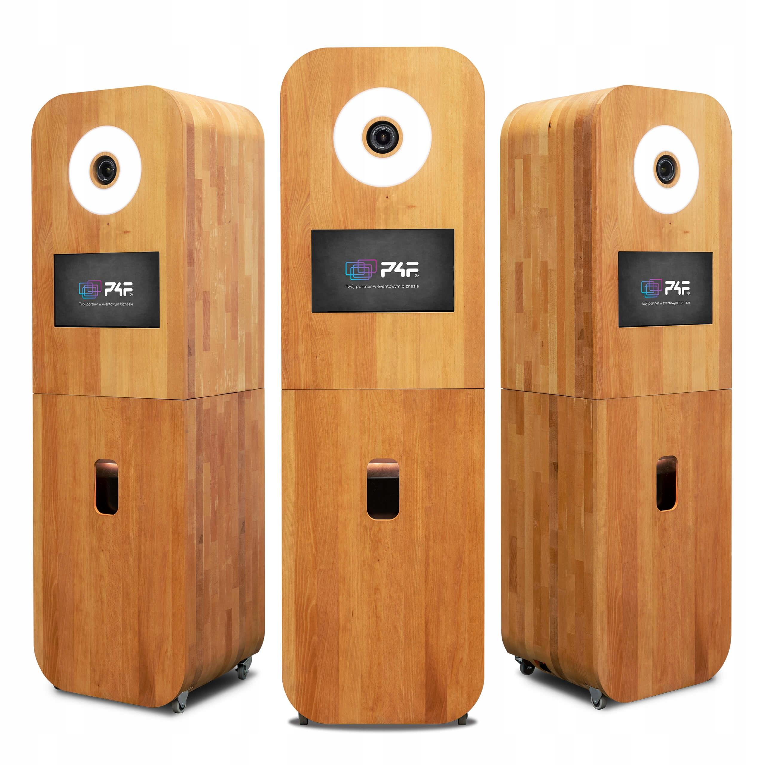 Купить ФОТОГРАФИЯ P4F RETRO L деревянная ретро-будка Plus на Otpravka - цены и фото - доставка из Польши и стран Европы в Украину.