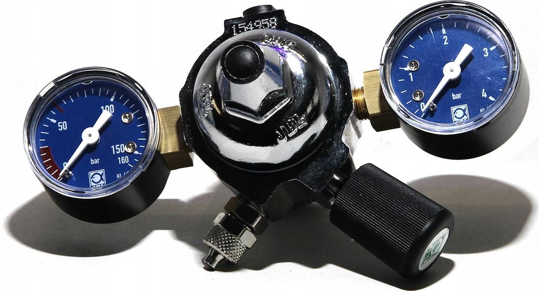 JBL PROFLORA M001 DUO 2 tlakový redukčný ventil valca