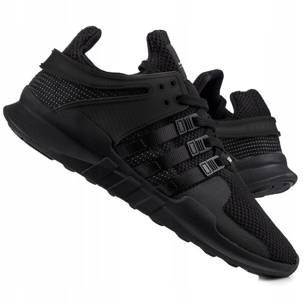 Czarne Buty adidas Eqt Equipment Support Adv M BA8324