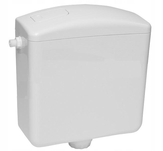 Cistern Flower WC Opal Lux so Styrofoamom