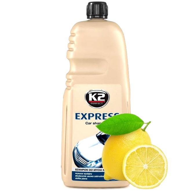 K2 EXPRESS SZAMPON LEMON(CYTRYNA) BEZ SMUG 1L