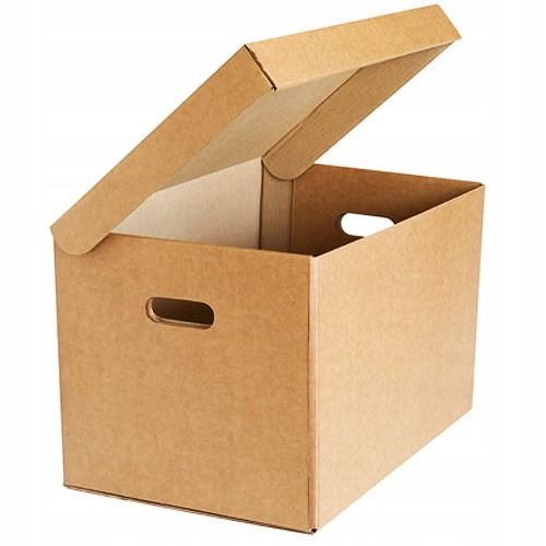Item CARDBOARD BOX FOR MOVING STRONG