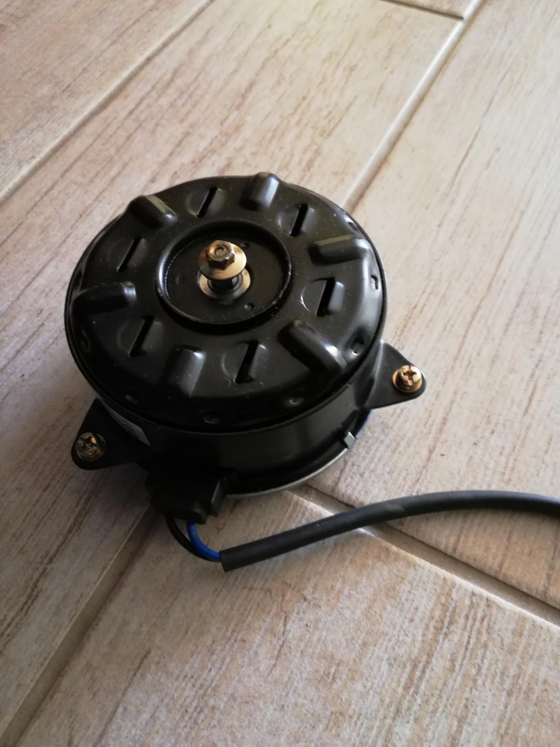 двигатель вентилятора кондиционирования воздуха discovery 2 ii
