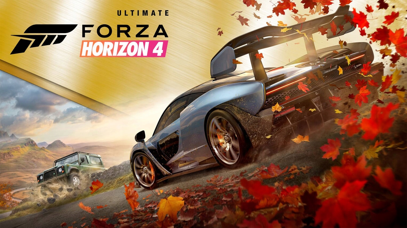 Item Forza Horizon 4 ULTIMATE ONLINE PC NEW PC ACCOUNT
