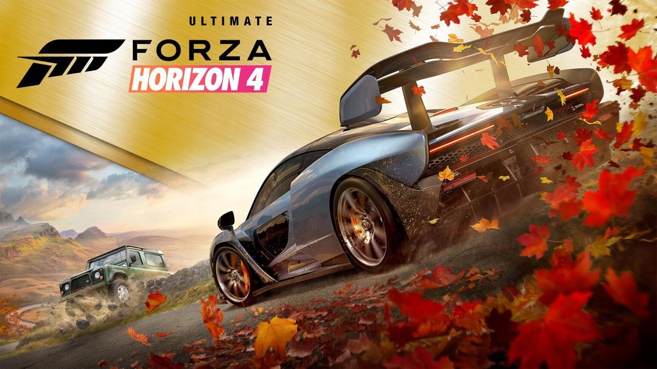Forza Horizon 4 ULTIMATE ONLINE NOWE KONTO i 2 GRY