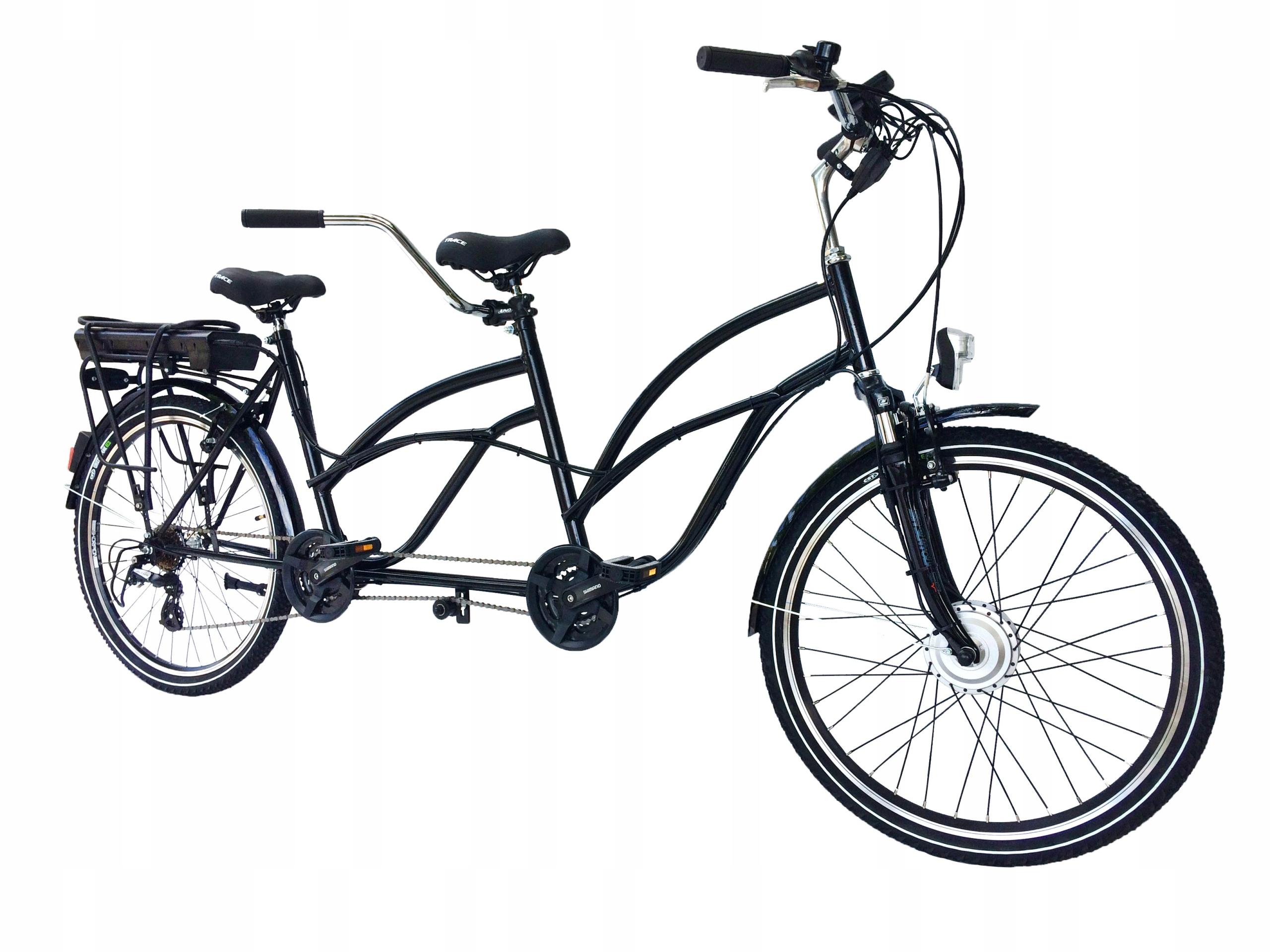 Tandem PREMIUM ELEKTRICKÝ bicykel s 250W motor