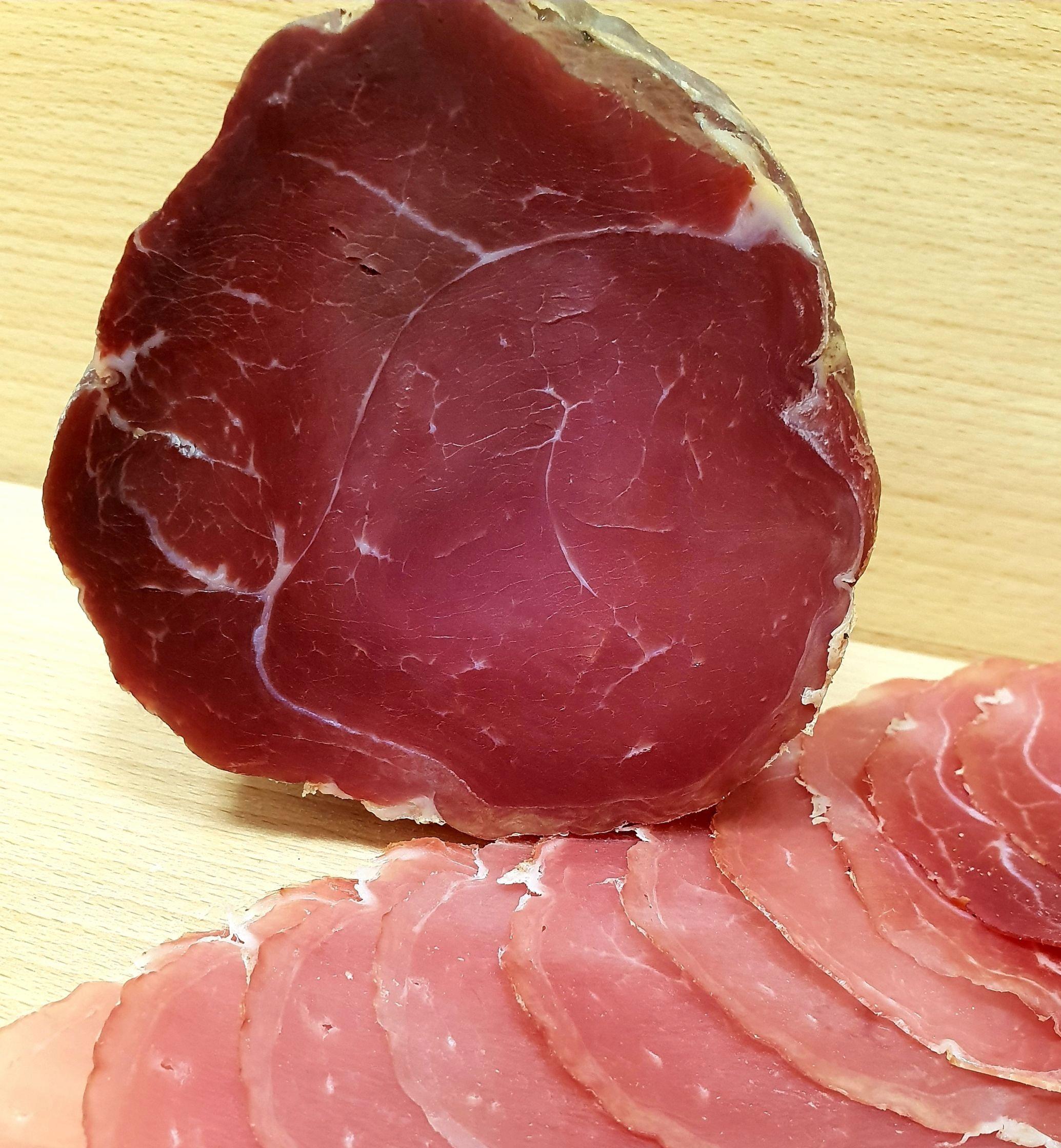 CULATELLO (serce Prosciutto Crudo) 100gr Sycylia