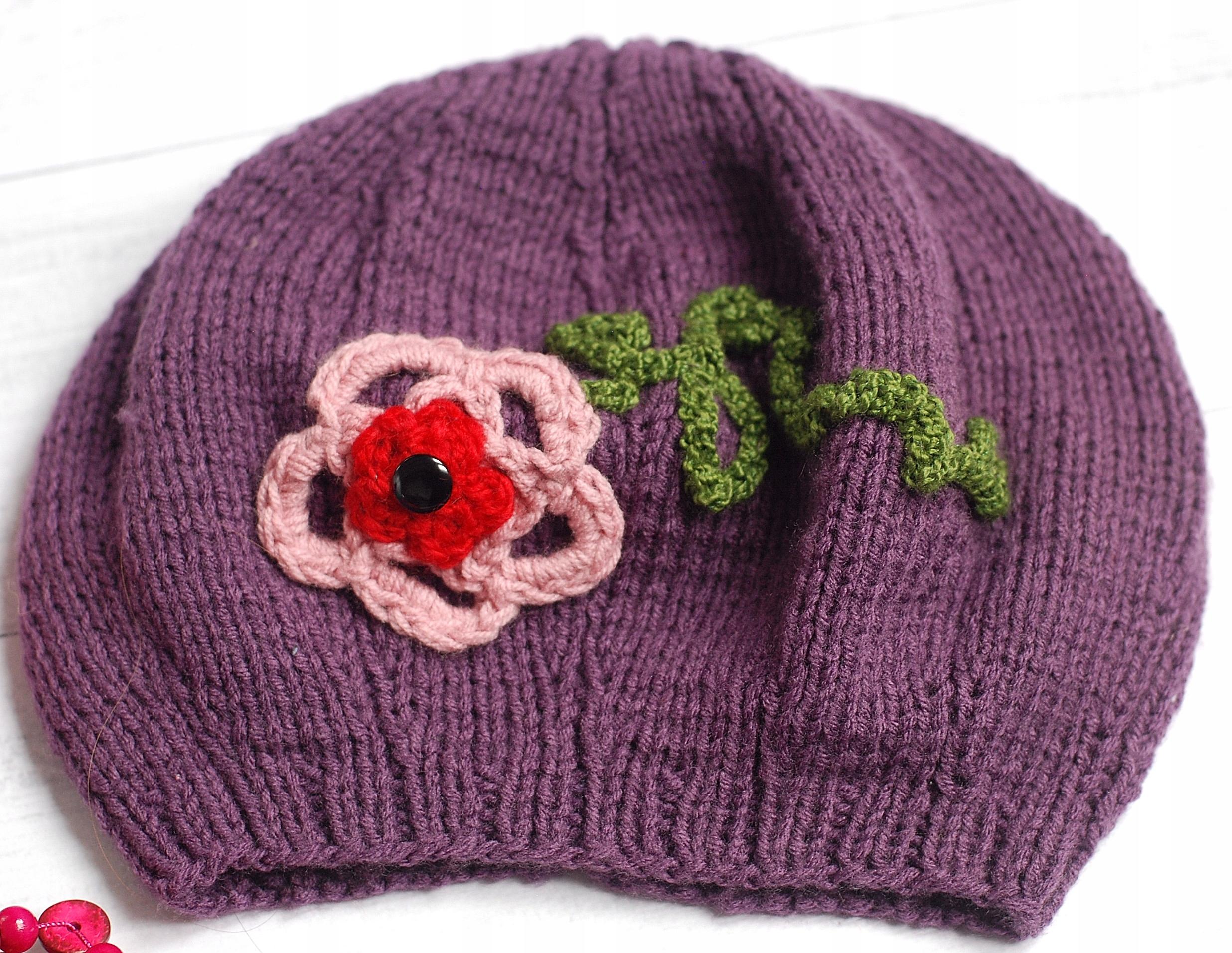 Krásne farebné BEET CAP vzory remesiel