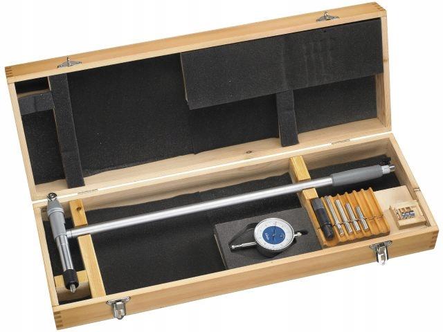 Snímač priemeru valcov. Obmedzenie 160-250 mm