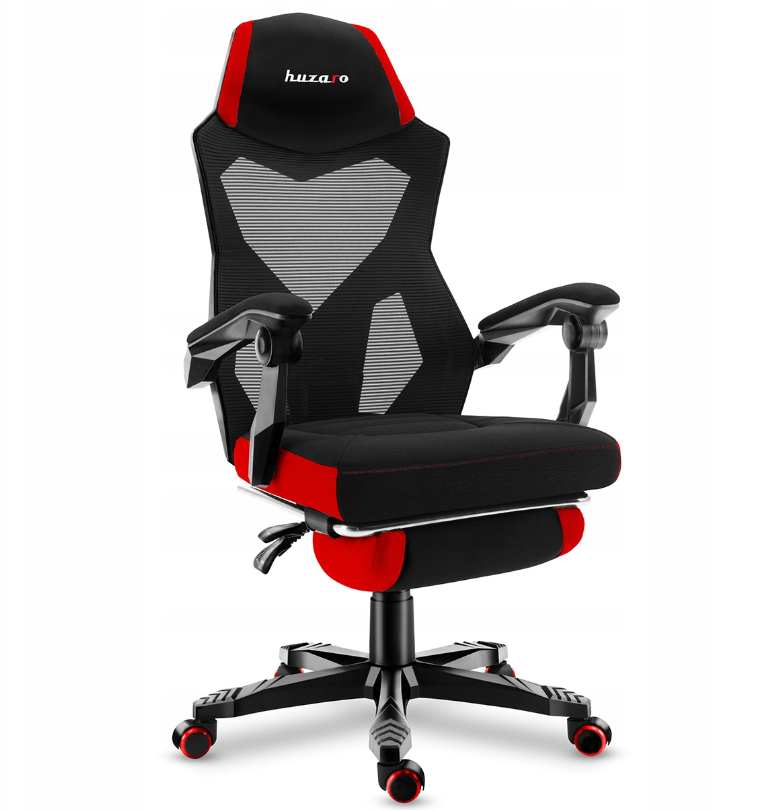 Купить Поворотное игровое кресло Huzaro Combat 3.0 Gaming на Otpravka - цены и фото - доставка из Польши и стран Европы в Украину.