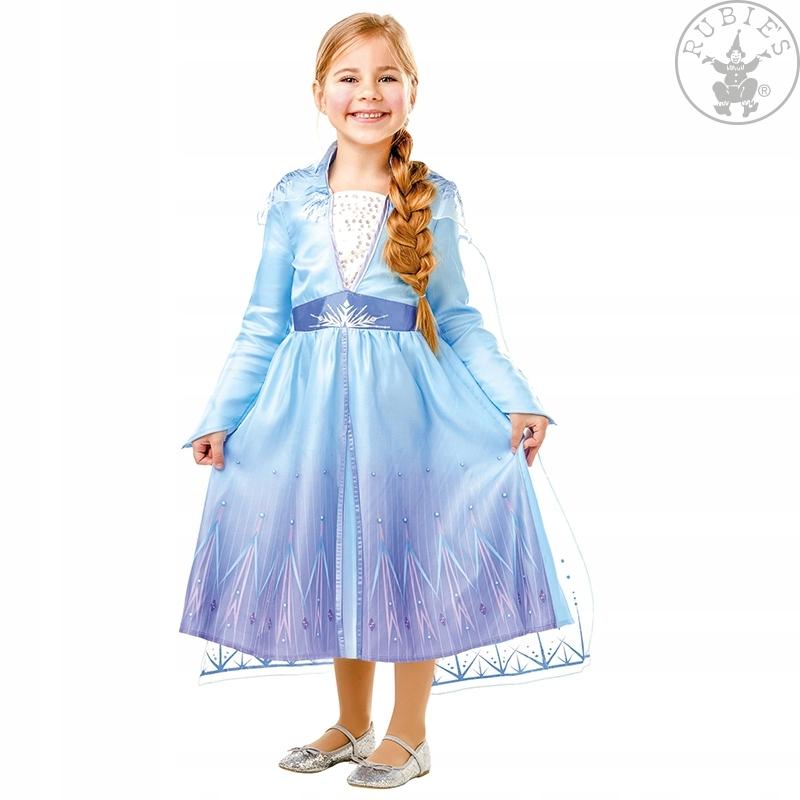 Kostým Elsa Frozen 2 Frozen Rubies na 7-9 rokov