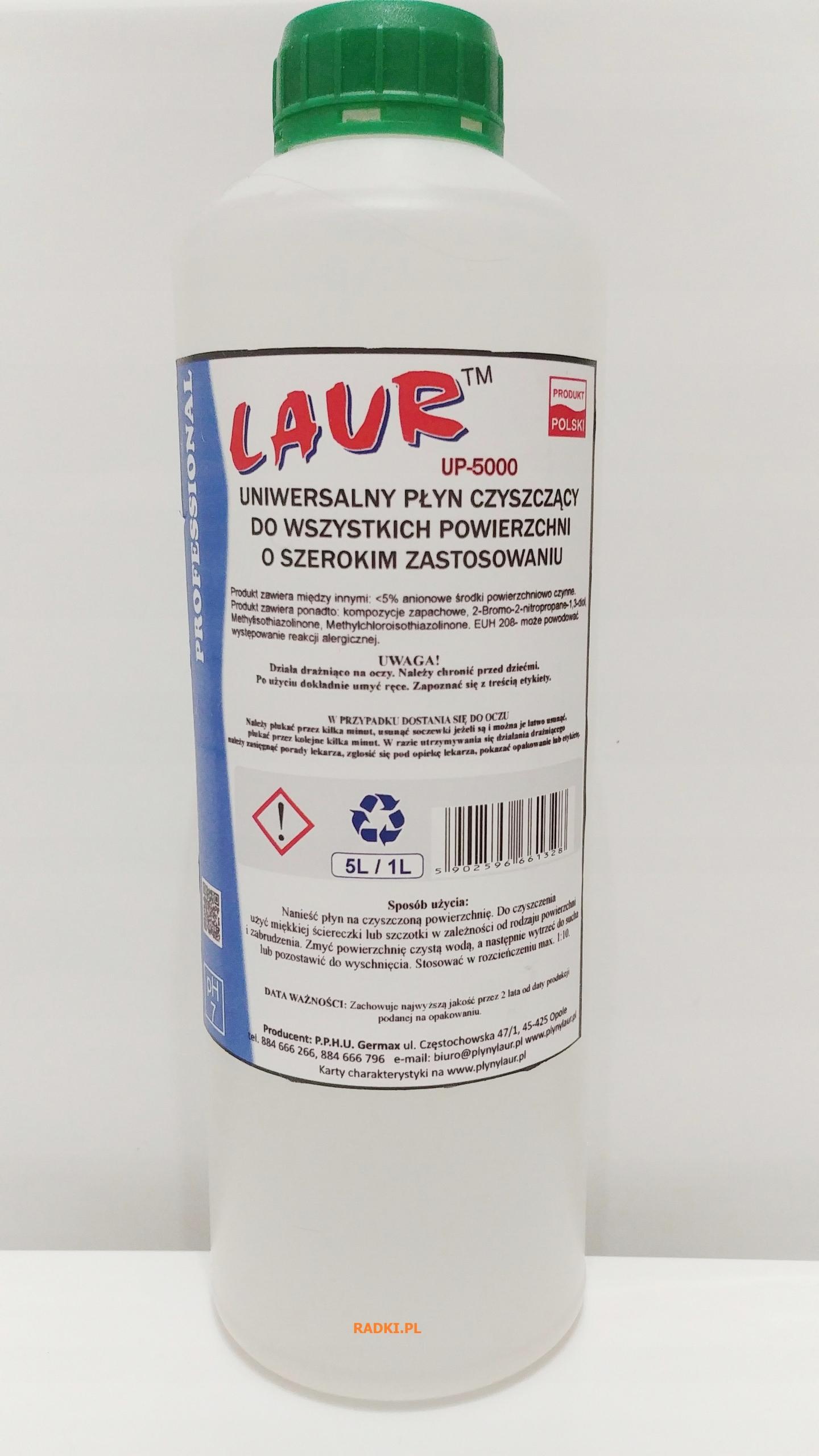 ЛАВР Универсальный чистящий UP5000 1Л