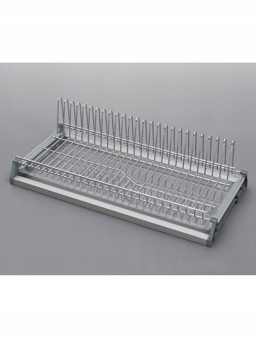 Jednostupňový odkvapkávací plech 50-kovový chróm