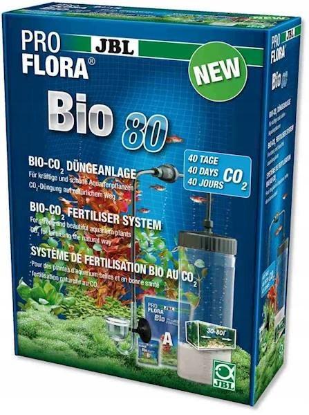 JBL PROFLORA BIO 80 2 NASTAVTE PRE CO2 V AKVÁRIU