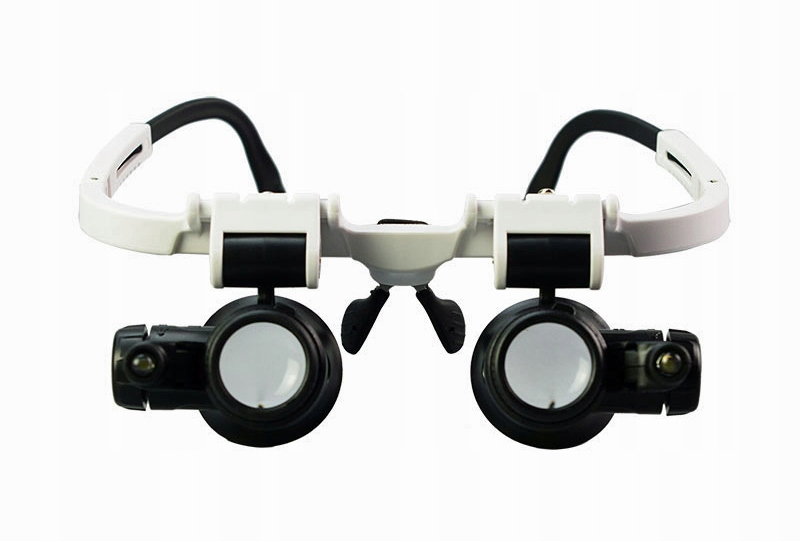 Zväčšovacie okuliare LED X23, X8, optická lupa